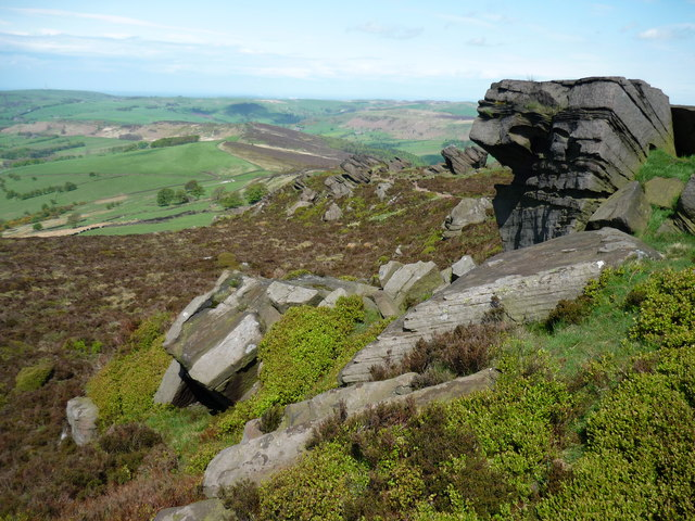 Staffordshire Wildlife Trust - The Roaches